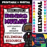 Black History - Influential People - Frederick Douglass (Bilingual Set)