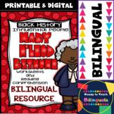 Black History - Influential People - Mary McLeod Bethune (Bilingual Set)