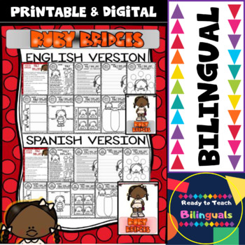 Black History - Influential People - Ruby Bridges (Bilingual Set)