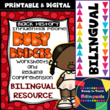 Black History - Influential People - Ruby Bridges (Bilingual Set)