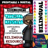 Black History - Influential People - Thurgood Marshall (Bilingual Set)