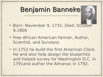 Black History Inventors