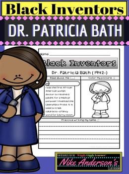 Black History Inventors | Dr. Patricia Bath