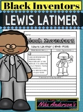 Black History Inventors   Lewis Latimer