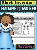 Black History Inventors   Madame C.J. Walker