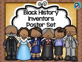 Black History Inventors Posters Set