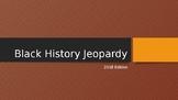 Black History Jeapordy