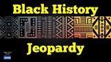 Black History Jeopardy Game (Google Slides)