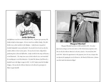 Black History Little Book