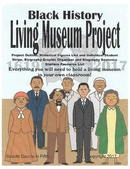 Black History Living Museum Lesson Plan