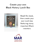 Black History Lunch Box