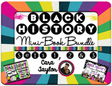 Black History MEGA Mini Foldable Book Bundle (Informational Text)
