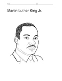 Martin Luther King Jr. - Black History