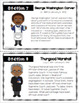 Black History Math Stations