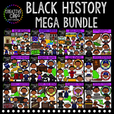 Black History Mega Bundle {Creative Clips Clipart}