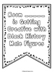 Black History Men Classroom Banners | Printable Worksheets | Black History Mont