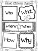 Black History Month Men Who, What, Where, When, How, Why | Printable Worksheets