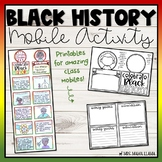 Black History Mobile Activity