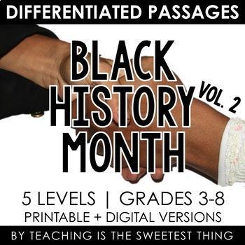 Black History Month Vol. 2: Passages
