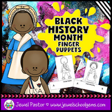 Black History Month Activities (Black History Month Crafts)