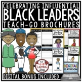 Influential Leaders Biography Report & Black History Month Research Activity
