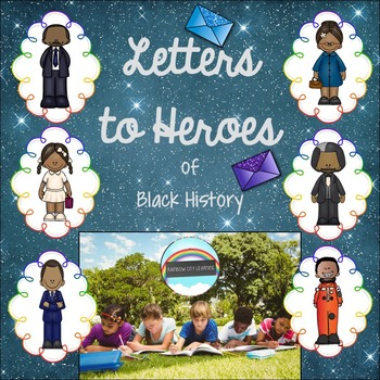 Black History Month Close Read and Writing Bundle