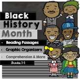 Black History Month Activities: Reading Passages and Writi