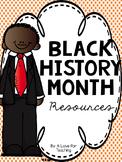 Black History Month BUNDLE