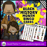 Black History Month Activities (Black History Month Bingo)