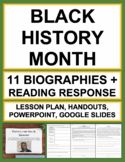 Black History Month | Printable & Digital