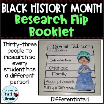 Black History Research Project
