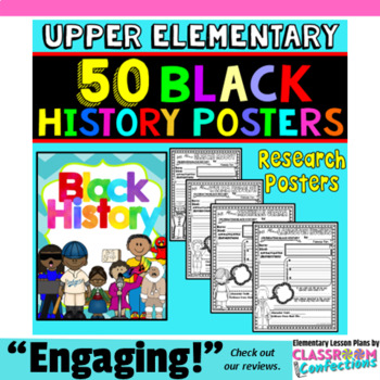 Black History Month: Biography Research Project
