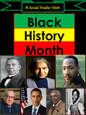 Black History Month with Suggested IEP Goals and Objective