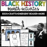 Black History Month Activities