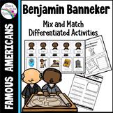 Black History Month Activities - Benjamin Banneker