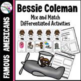 Black History Month Activities - Bessie Coleman