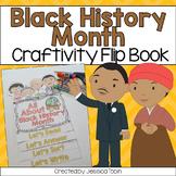 Black History Month Activities- Flip Book