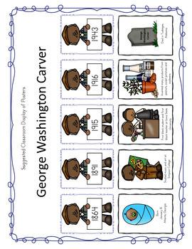 Black History Month Activities - George Washington Carver