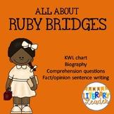 Black History Month Activities - Ruby Bridges