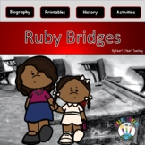 Black History Month Activities: The Life Story of Ruby Bridges Activity Pack