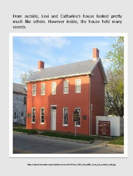 Black History Month Activity-Levi Coffin House