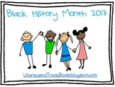Black History Month Activity Packet - Bio Poem and Writing