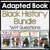 Black History Month Adapted Book Bundle