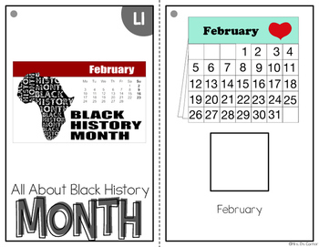 Black History Month Adapted Books { Level 1 and Level 2 }