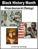 Black History Month - African-American Art (Paintings)