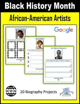 Black History Month - African-American Artists