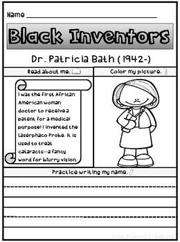 Black History | African American Inventors