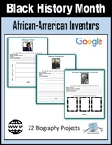 Black History Month - African-American Inventors