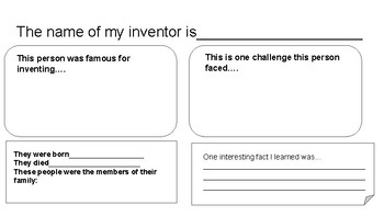 Black History Month: African American Inventors Research Project