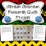 Black History Month African American Quilt Research Project